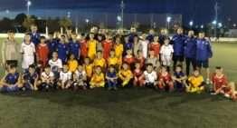 Los chicos de la Selección Sub-12 FFCV vuelven a entrenar el lunes 4 de febrero