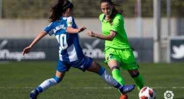Dura derrota del Levante Femenino en su visita al Espanyol (2-1)