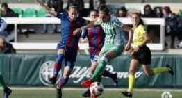 Un empate en cancha del Betis que no deja contento al Levante Femenino (0-0)