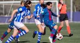 El Levante Femenino sigue 'tocado' tras el KO copero y cede un empate ante el Sporting de Huelva (1-1)