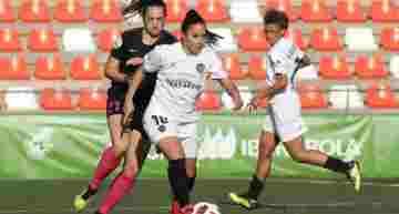 Tercera victoria seguida para el VCF Femenino tras un partido loco ante el CFF Madrid (5-3)