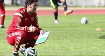 Santi Denia mantiene su confianza a los representantes valencianos en España Sub-19