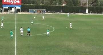 Empate justo entre Elche y Mislata CF en Segunda Femenina (2-2)
