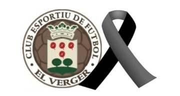 Falleció Marcos Perles, jugador del CE El Verger, a los 17 años