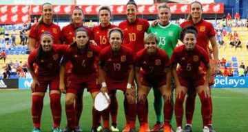 Ya es oficial: la Selección Española absoluta femenina disputará el COTIF 2019 en l'Alcudia