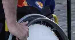 La FFCV también se 'moja' a favor del A-Ball, fútbol en silla de ruedas