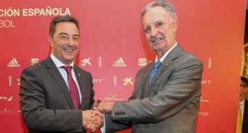 Acuerdo oficial entre la FFCV y la Federación Española de Asociaciones de Futbolistas Veteranos