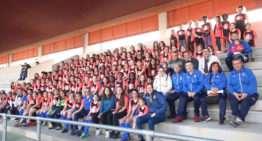 120 niñas en Xirivella establecen un nuevo record en un Clínic Femenino de la FFCV