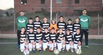 La FFCV crea el Torneo Primavera para los equipos del Grupo 1 Benjamín de Castellón