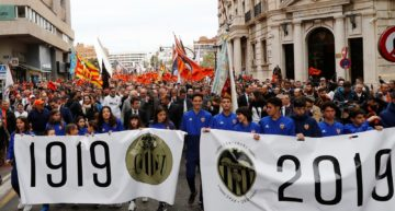 Los beneficios del derbi femenino en Mestalla serán destinados a aumentar las becas para las canteranas del VCF Femenino