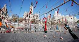 'Mascletà taronja' el 18 de marzo en reconocimiento a los 100 años de vida del Valencia CF
