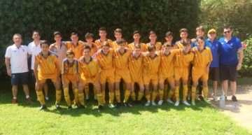 Amistoso de la Selección Comarcal FFCV Sub-15 el 11 de marzo en l'Alcudia