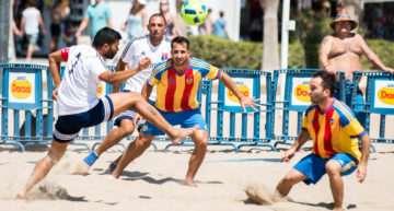 José Miralles presidirá el nuevo Comité de Fútbol Playa de la FFCV