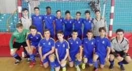 La Selección Infantil de Fútbol Sala parte este miércoles rumbo al Campeonato de España