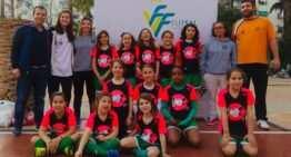 El CD Santa Ana fue anfitrión del primer Clínic de Futsal Femenino de la FFCV