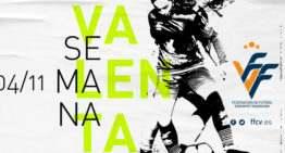 Calendario y acciones de la Setmana Valenta, la celebración FFCV del futfem del 4 al 11 de marzo
