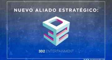 Vanguard e-Sports Club presenta su aliado estratégico: 3D2 Entertainment