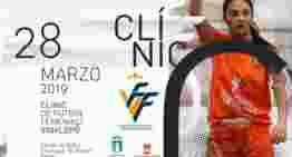 El Vinalopó disfrutará un nuevo Clínic de Fútbol Femenino el próximo 28 de marzo