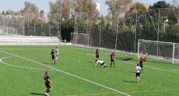 Una brillante segunda mitad permite al Valencia llevarse la victoria ante el Mislata (1-4)