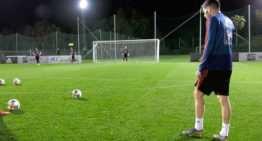 Luis de la Fuente ya trabaja con la Selección Sub-21 en Marbella