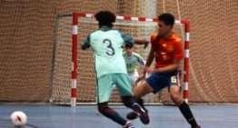 José Ángel Lozano (Picassent FS): 'Fue un orgullo defender la camiseta de España Sub-17'