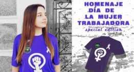 El Sporting Benimaclet homenajeará el 8-M con una camiseta conmemorativa