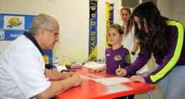 Satisfacción en la Federación de Madrid tras alcanzar los 50.000 reconocimientos con su prueba 'cardiofútbol'