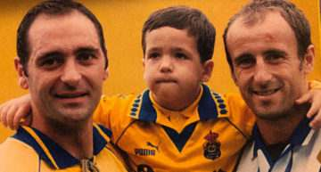 VIDEO: Internacionales de la Selección Española Sub-21 recuerdan la importancia de sus padres en su carrera deportiva