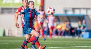 Duro correctivo del Atlético Féminas al Levante Femenino en Buñol (0-4)