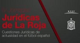 IV Jornadas Jurídicas de La Roja el 22 de marzo en Valencia