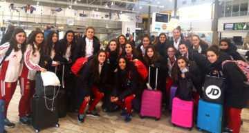 Previa: España Sub-17 Femenina busca su plaza para el Europeo en la Ronda Élite de Suecia