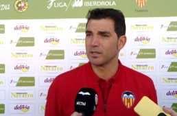 Óscar Suárez: 'Debemos tener paciencia con las jugadoras de cantera y no exponerlas a situaciones para las que no estén preparadas'