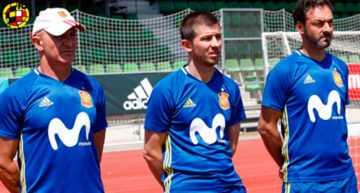 Un tercio de los convocados a las jornadas de entrenamiento RFEF del 2 al 4 de abril son valencianos