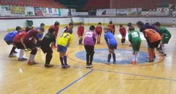 Doble amistoso de preparación en Segorbe para las Selecciones FFCV de Fútbol Sala