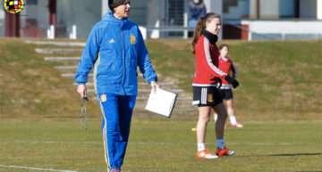 Nerea y Asun, representantes valencianas en la Ronda Élite con España Sub-17