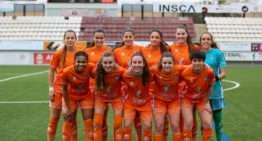 GALERÍA: La Selección Femenina FFCV Sub-21 jugó su primer partido en 110 años de historia