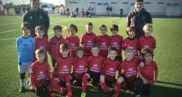 El Alboraya 'B' conquista el campeonato en el Grupo 2 Prebenjamín Primer Año