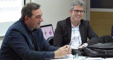 La FFCV explicó su plan estratégico a los clubes de Alcoy y toda la comarca