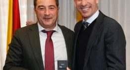 Salvador Gomar, elegido como nuevo vicepresidente de la RFEF
