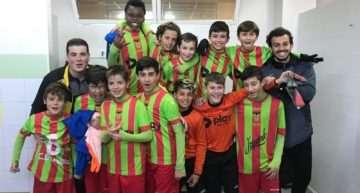 La Superliga Alevín Segundo Año se deja el drama y el éxtasis para las últimas cinco jornadas