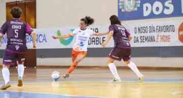 La Selección Española de futsal femenino convoca a Ana Pino para el Torneo Internacional de Moscú