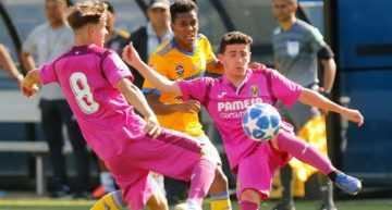 El Villarreal Juvenil 'A' se quedó a un paso de conquistar la Dallas Cup 2019