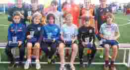 Estos son los primeros finalistas de la IX Copa Federación Alevín
