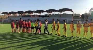 Las selecciones Sub-12 probarán el césped de La Canaleta el jueves 25 antes de Campeonato de España