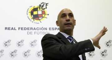 Rubiales da un vuelco a la Copa del Rey: a partido único hasta semifinales