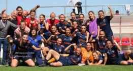 El Valencia 'B' es ya campeón en el Grupo 7 de la Segunda División Femenina