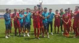 Participantes y normativa de la V Copa Federación Juvenil