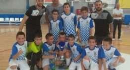 Así será la Copa Federación Benjamín 2019 de Fútbol Sala