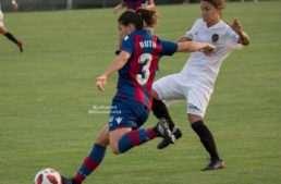 Ruth García: 'Espero un partido igualado y muy similar al de la primera vuelta'