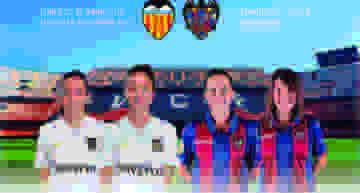 La FFCV también impulsa el derbi femenino valenciano